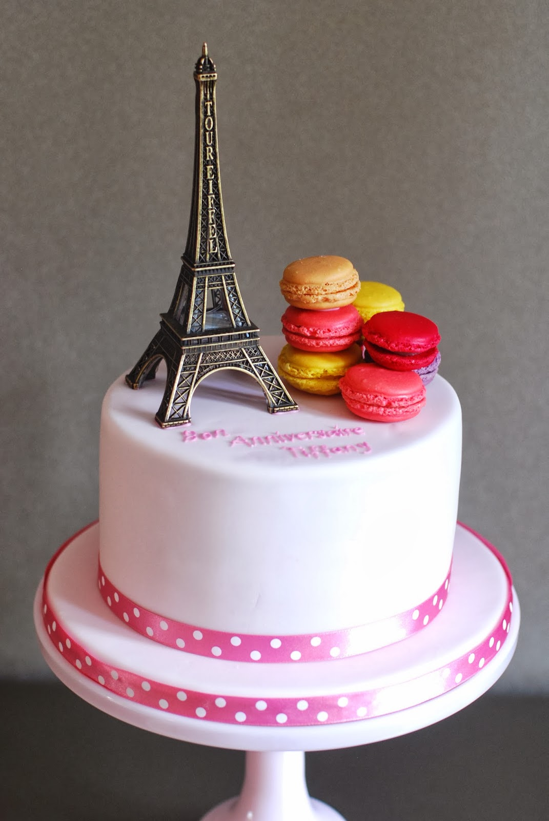 Best Birthday Cake Paris