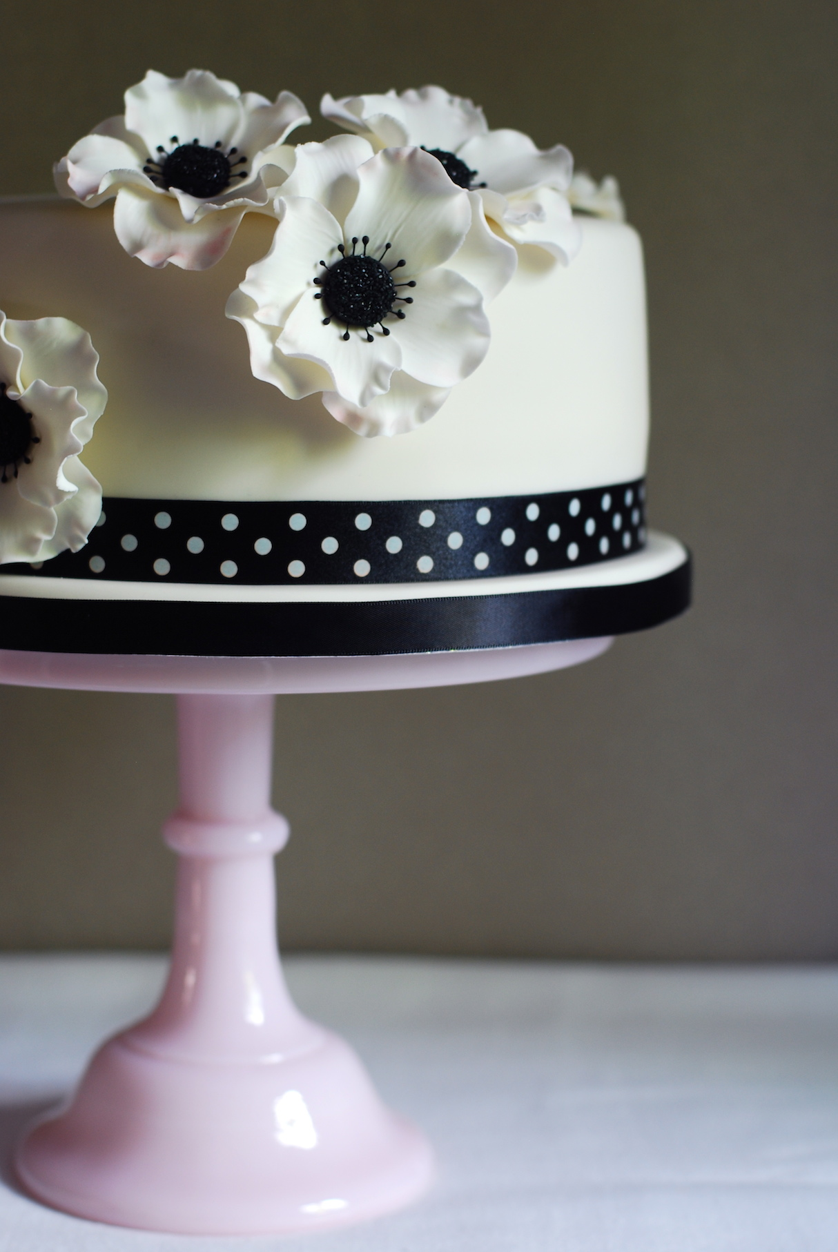 Anemone cake afternoon crumbs follow follow on bloglovin dhlflorist Image collections