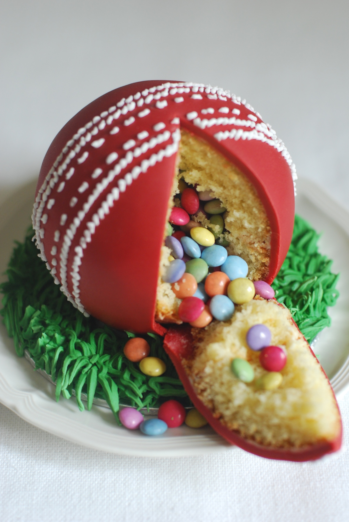 Cricket Cake Afternoon Crumbs