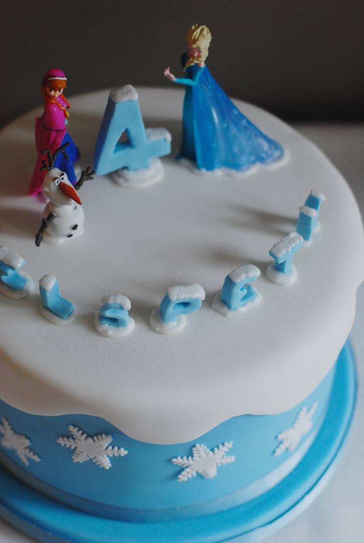Frozen Birthday Cake Makers Image Inspiration of Cake and Birthday