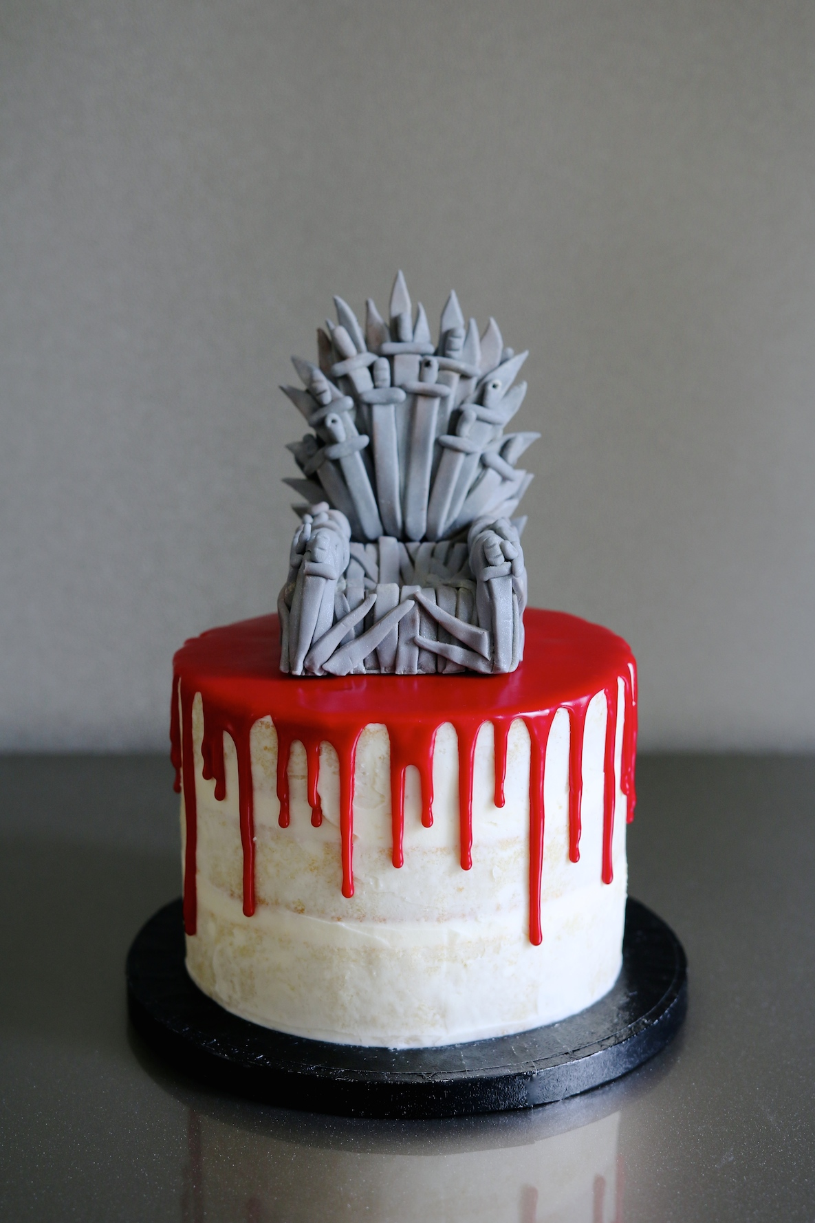 Iron Throne Cake Archives